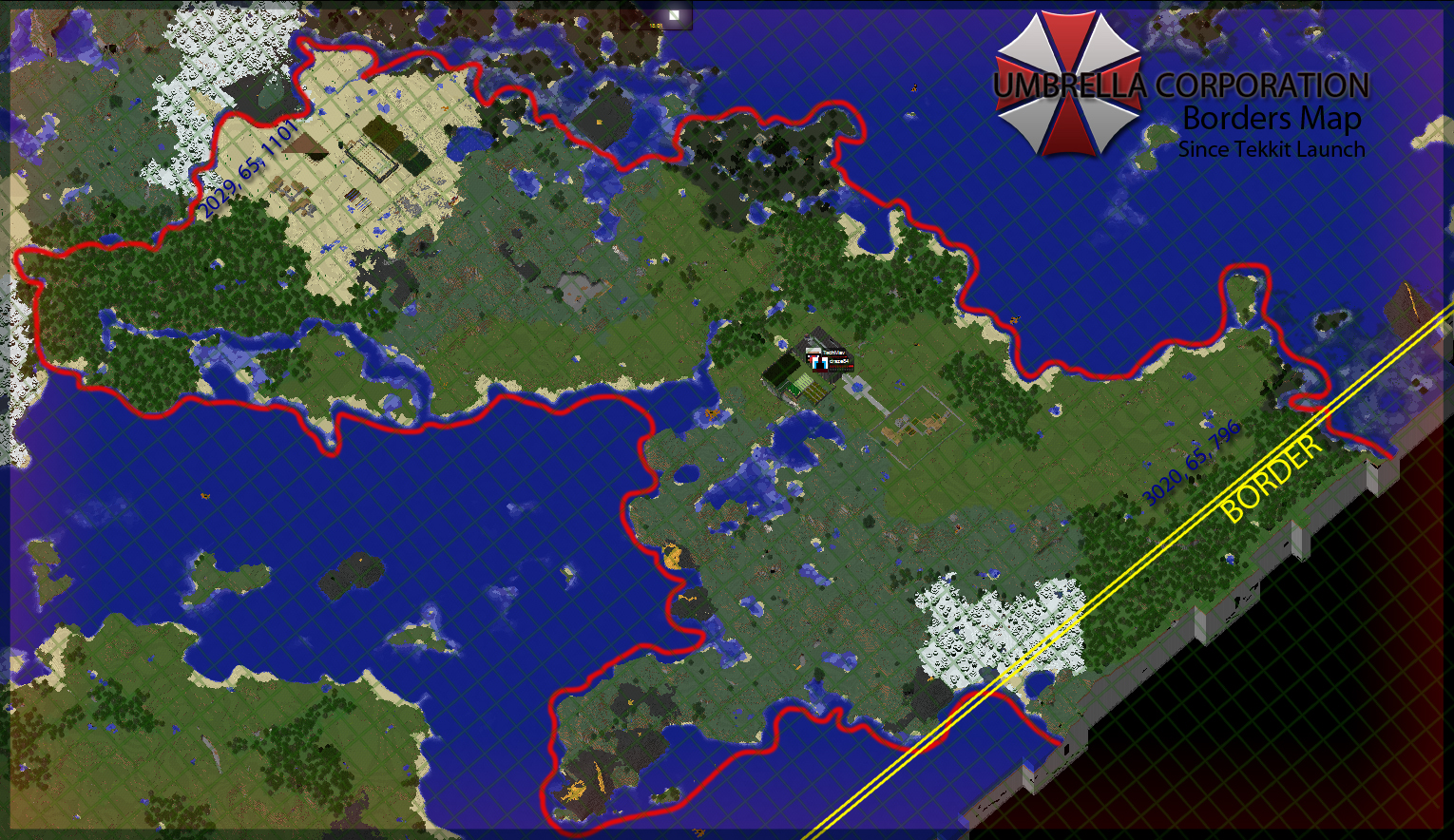 Umbrella corporation map server discussion forums crazy fools uk 1351815296 3769 ft0 umbmap gumiabroncs Gallery